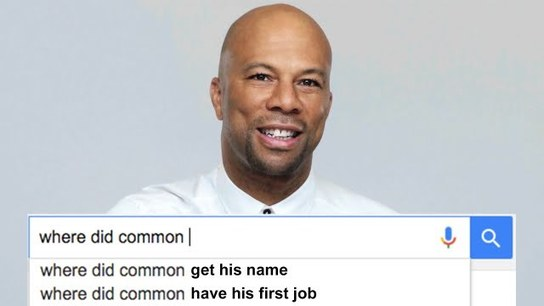 Google Autocomplete Interview withCommon