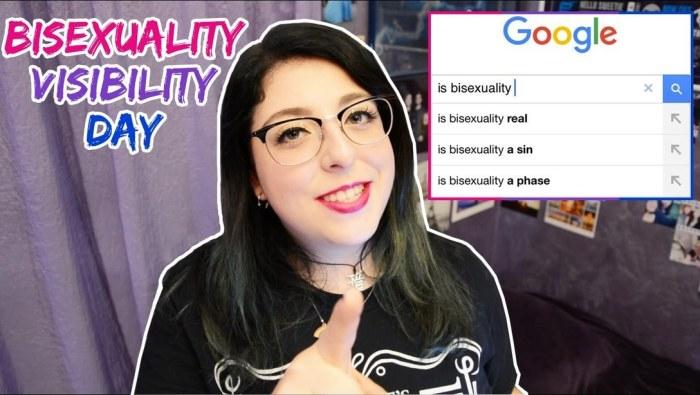 Bisexuality Qs Google Autocomplete | #BiVisibilityDay