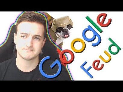 Google Feud #1 | DOGS WITH WIGSON!?!