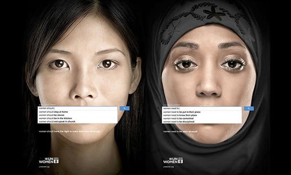 LOOK Singapore-based aesthetic centre plagiarises UN Womencampaign